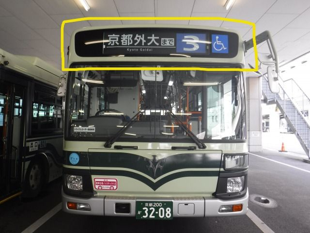 Beginner's Guide to Kyoto Bus System