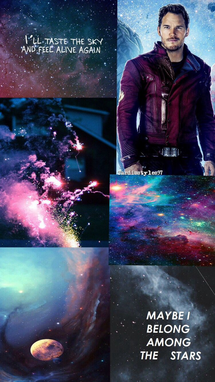 Guardians Of The Galaxy Star Lord Iphone Lockscreen Repin If Using All The Love X Guardians Of The Galaxy Marvel Wallpaper Galaxy Wallpaper Iphone