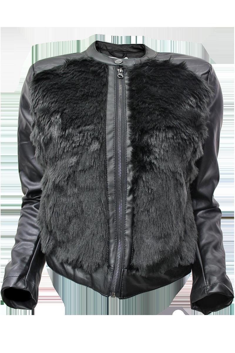 Faux Fur Moto Jacket Jackets, Highway jeans, Moto jacket