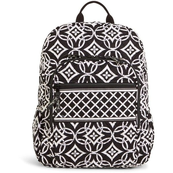 Vera Bradley Campus Backpack in Concerto ( 109) ❤ liked on Polyvore  featuring bags, backpacks, concerto, vera bradley bags, cross bag, pocket  backpack, ... 61da1e9bfd