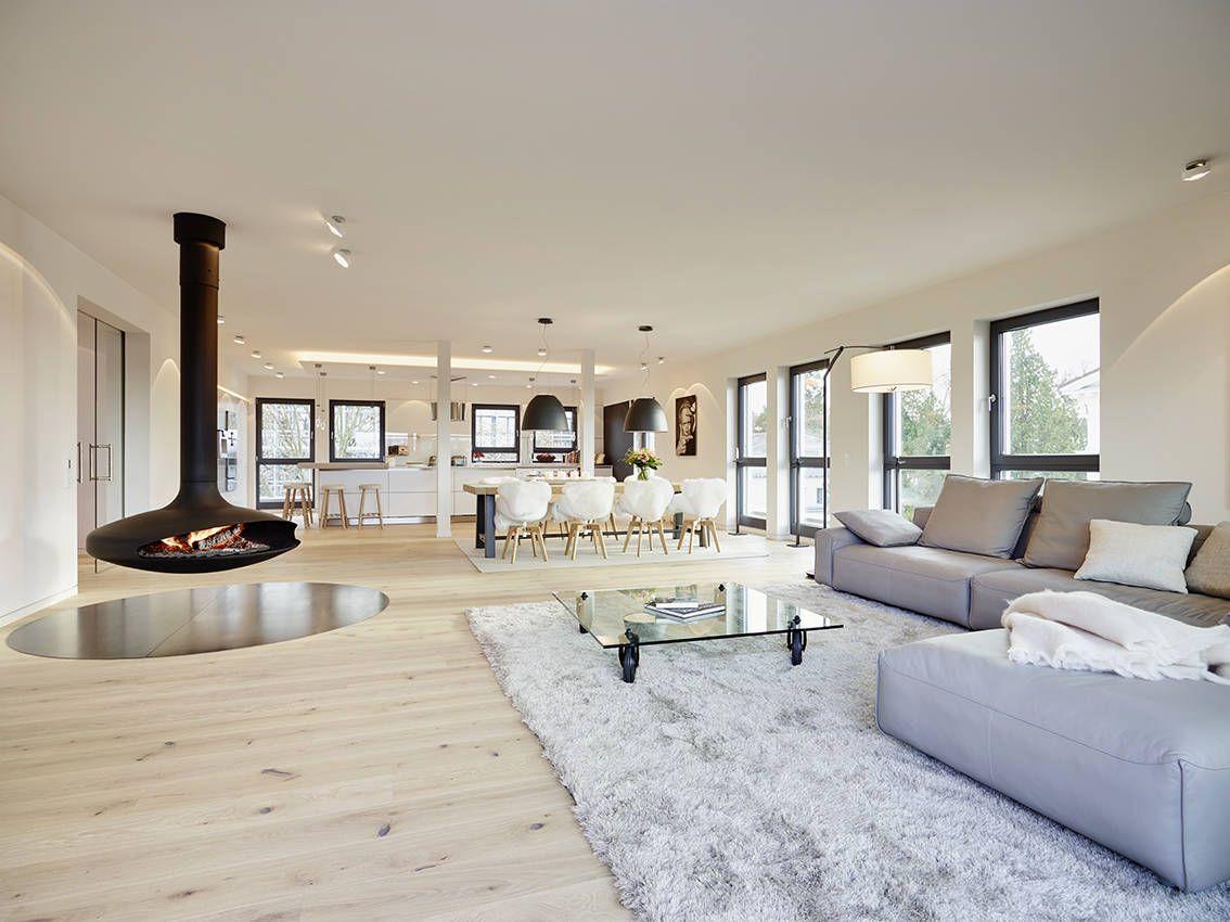 moderne wohnzimmer bilder: penthouse | honig, modern und penthäuser - Wohnzimmer Modern Renovieren