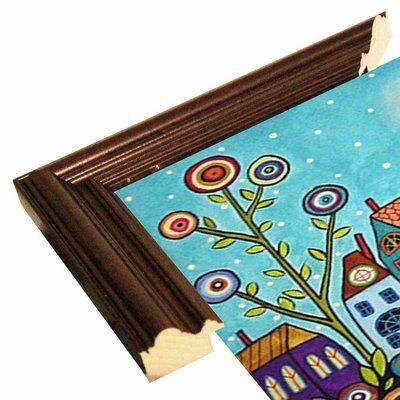 Winston Porter 'DSC04122' Print Format: Cherry Wood Grande Framed Paper