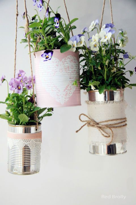 9 Creative Planters Made From Old Junk (With images) | Creative ...