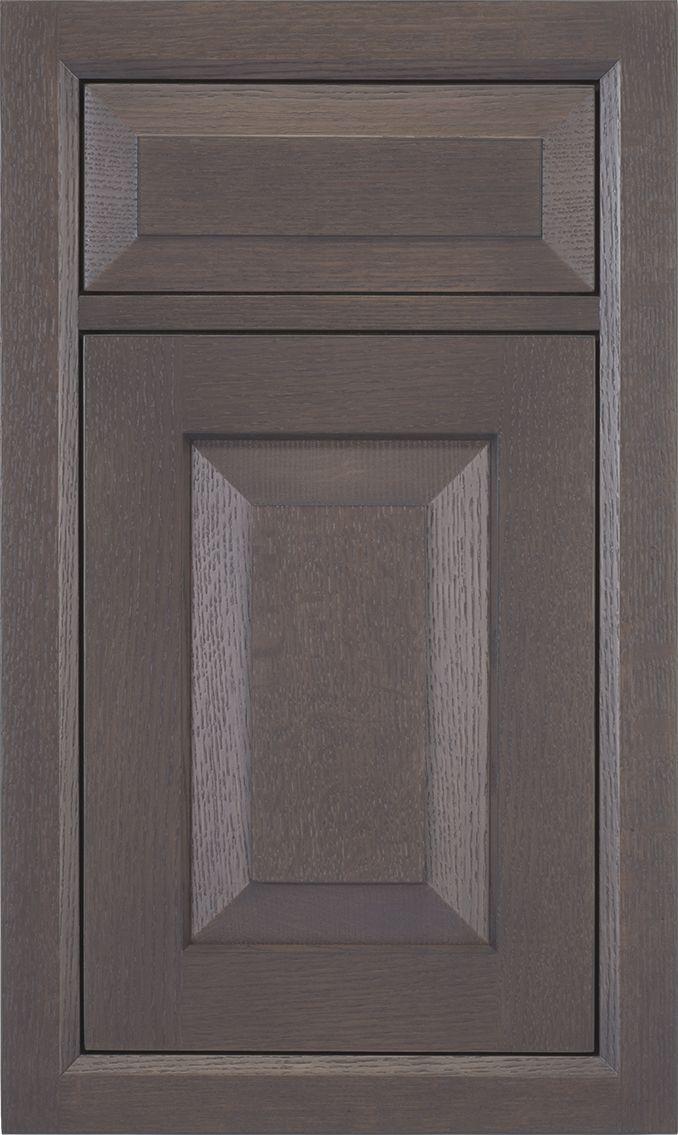 Morningside Raised Wood Mode Fine Custom Cabinetry