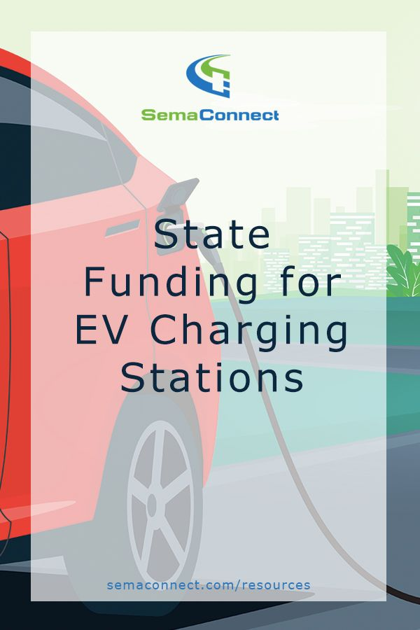 Learn more about rebates and incentives available for commercial EV charging stations for your business. #evcharging #electriccars #rebates #incentives