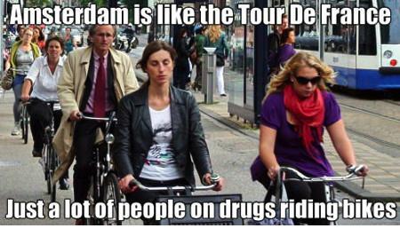 GOES TO AMSTERdAM BROTHEL GETS AIDS AND DIES - American ...  Amsterdam Meme