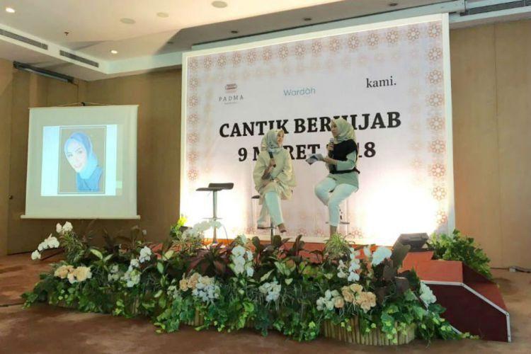 Cantik Berhijab at Padma Bandung #MC #MCBandung