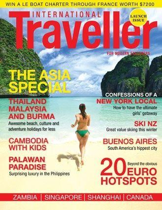 International Traveller magazine