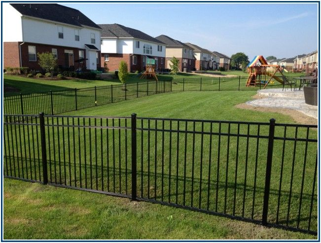 Monumental Fences Chain Link