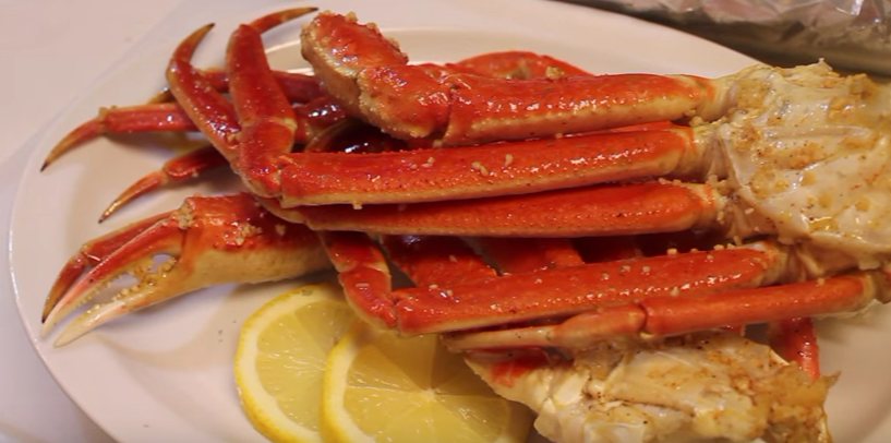 With Snow Crab season well underway, here's a recipe video