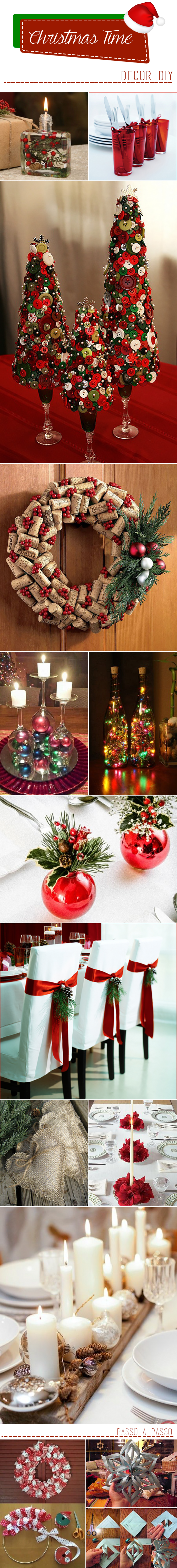 27 Gorgeous DIY Thanksgiving & Christmas Table Decorations & Centerpieces -  Page 2 of 2