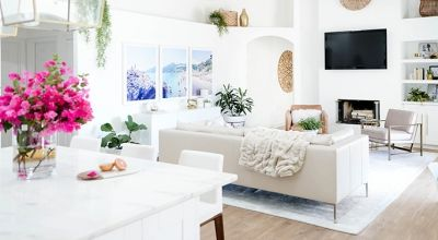 Tour the Cozy, Elegant Home That Is Major Interior #Goals #theeverygirl