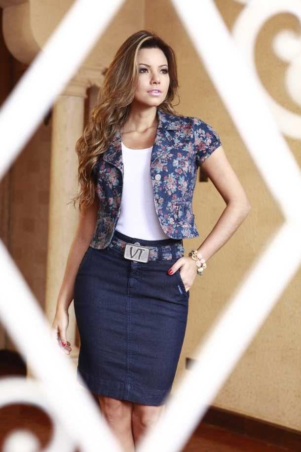 91e7a16f6937 moda evangelica feminina | as melhores de Simone Jacinto | Saias ...