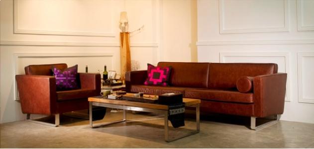 Sled Sofa By Soren Holst