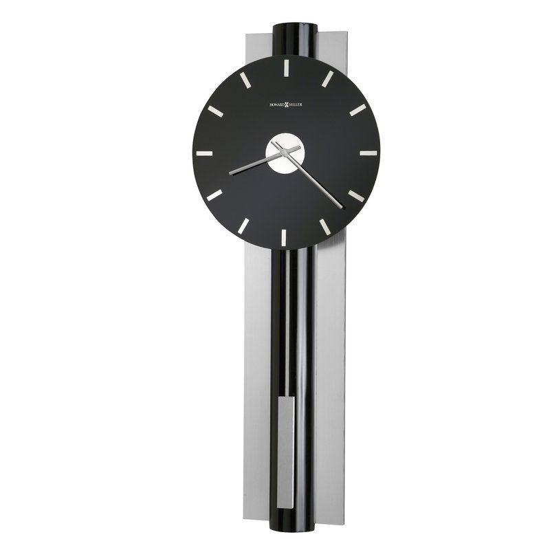 Hudson Wall Clock Wall Clock Modern Howard Miller Wall Clock Pendulum Wall Clock