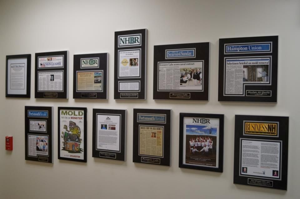 How To Display Newspaper Or Magazine Articles With Frames In 2019