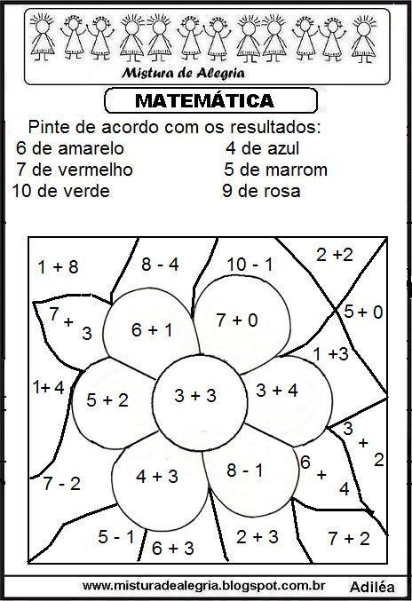 Matemática   artes   Pinterest