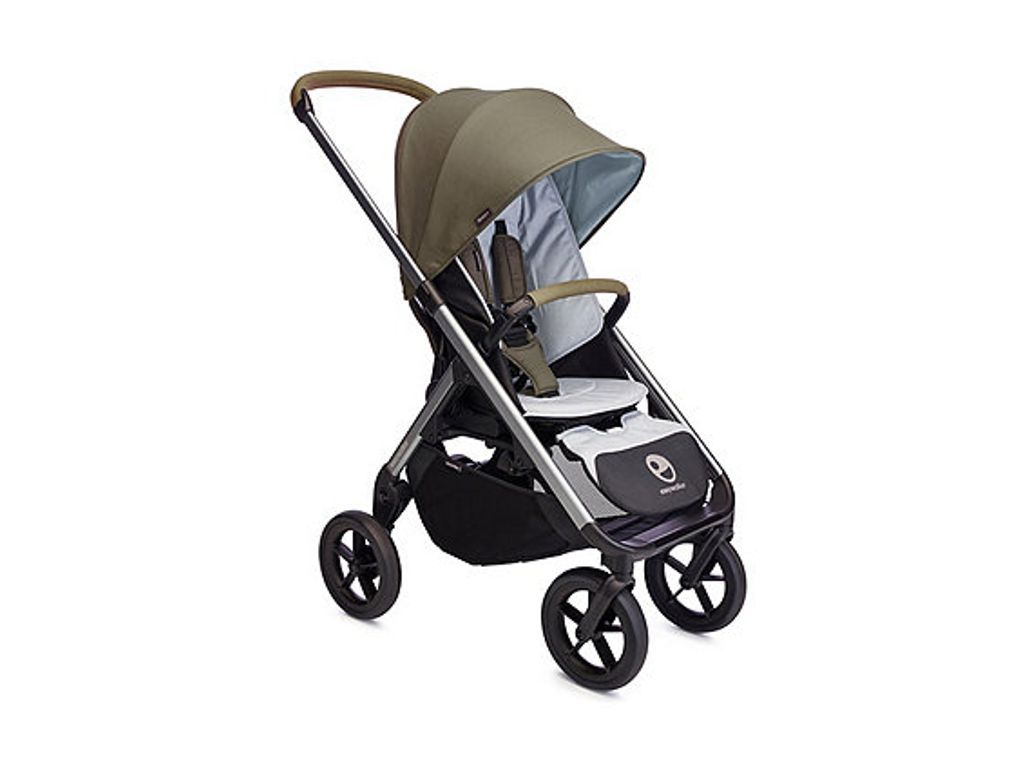 Kinderwagen Easywalker Duo Easywalker Mosey Single Pushchair Moss Green Baby