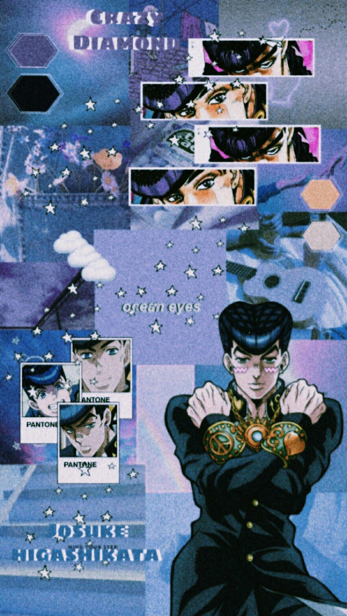 𝒥𝑜𝓈𝓊𝓀𝑒 ℋ𝒾𝑔𝒶𝓈𝒽𝒾𝓀𝒶𝓉𝒶 Jojo Anime Anime Wallpaper Aesthetic Anime