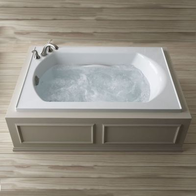 bathtubs: whirlpool, freestanding and drop-in | remodel bathroom