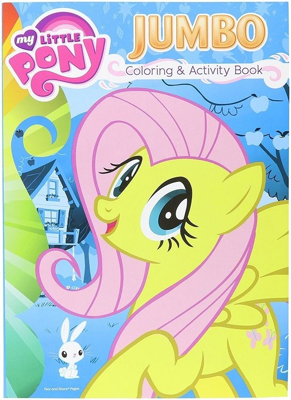 - Coloring Book - My Little Pony - C & A 96p - Fluttershy My Little Pony  Coloring, Coloring Books, My Little Pony