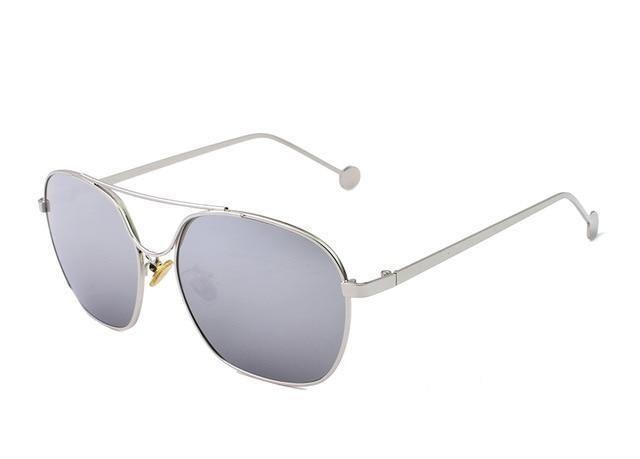 d768822fe8b High Quality UV400 Square Sunglasses – KalsordFace Shape 2019 Rayban  Aviators Popular Sporty Fashion Polarized Black