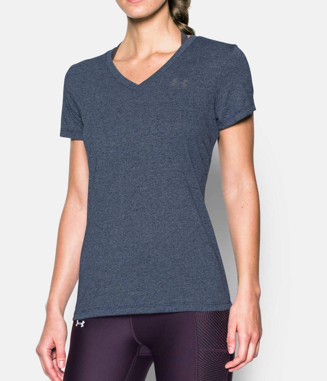 Under Armour Threadborne Train Twist T-Shirt Femme