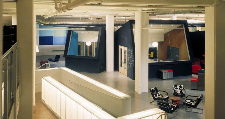 Jensen Architects work for ad agency Kirshenbaum Bond & Partners West