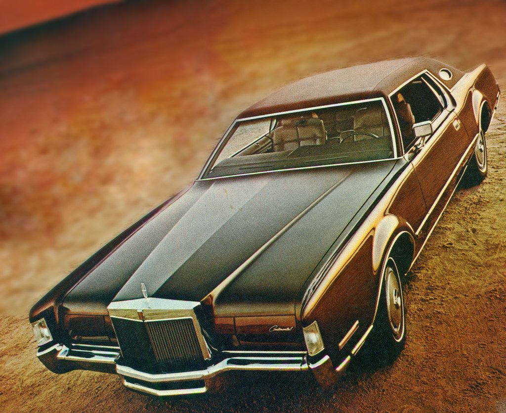 1972 lincoln continental mark iv by coconv