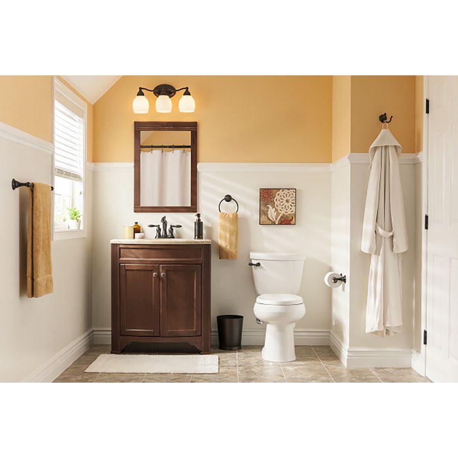 Shop Style Selections Delyse Auburn Integral Single Sink