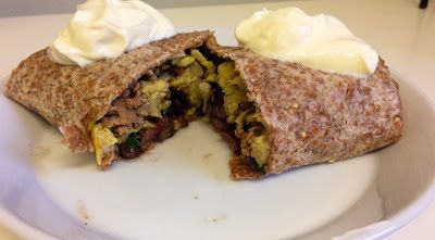 Broke and Bougie: Freezable Breakfast Burritos for the Week