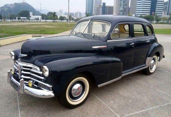 1948 Chevrolet Fleetmaster 4 Door Sedan Chevrolet 1948