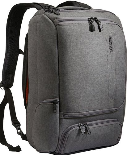 975ba947355a eBags Professional Slim Laptop Backpack  The Ebags Professional Slim Laptop  Backpack is made with 840D   900D Twisted Poly featuring crush-proof AC  adaptor ...