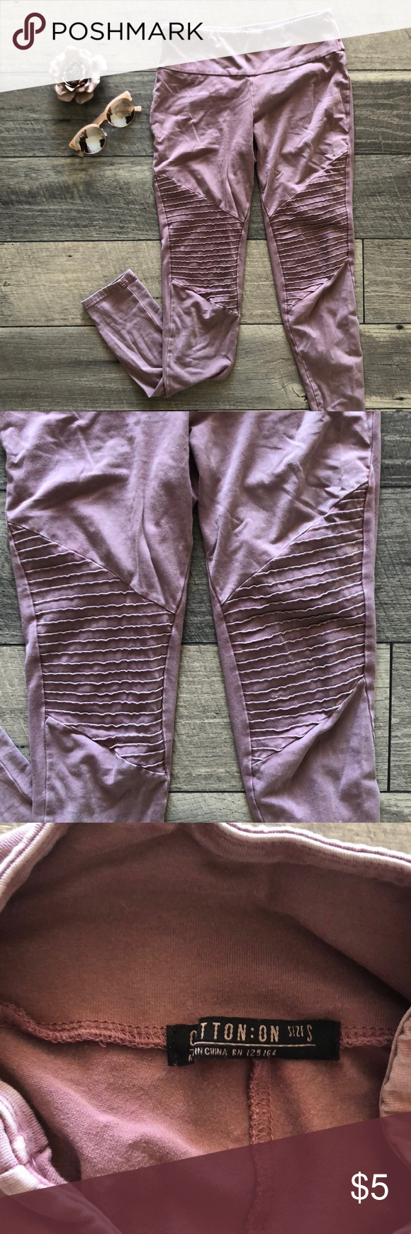Cotton On Blush Dakota Leggings Leggings Are Not Pants Clothes Design Pink Leggings