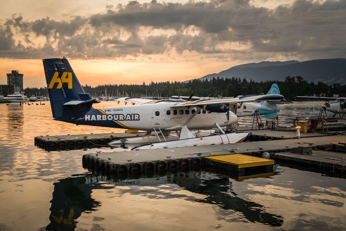 Harbour Air Seaplane Harbour air seaplanes, Cool photos