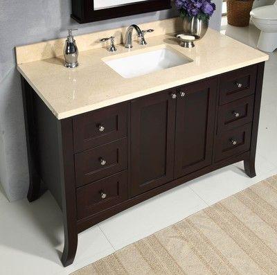 Empire Industries Empire Empress 48 inch Bathroom Vanity Cabinet