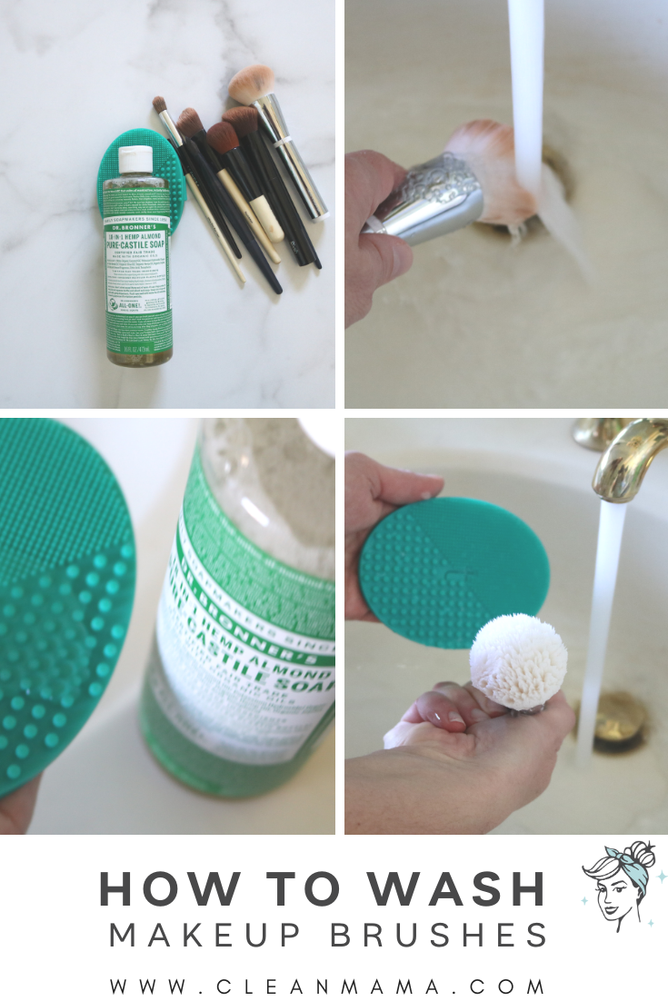 How To Wash Makeup Brushes How To Wash Makeup Brushes Makeup Brushes How To Clean Makeup Brushes