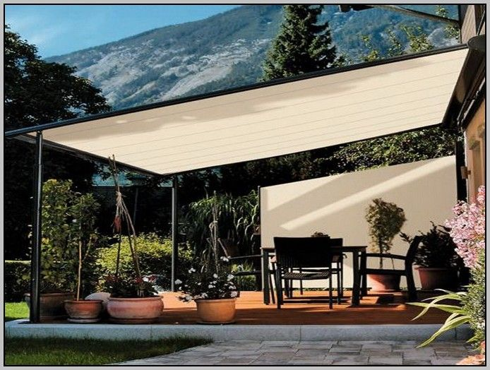 Patio Sun Shade Sail Canopy Pinteres