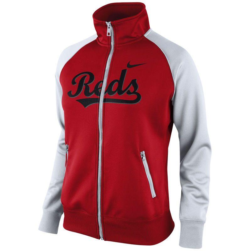 Nike women's full zip track jacket