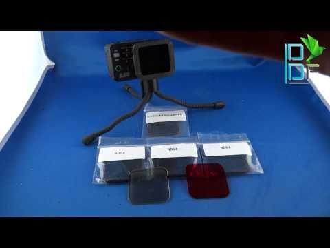 Adaptateur S70 ou S70+ S71 pour filtre ND et polarisant