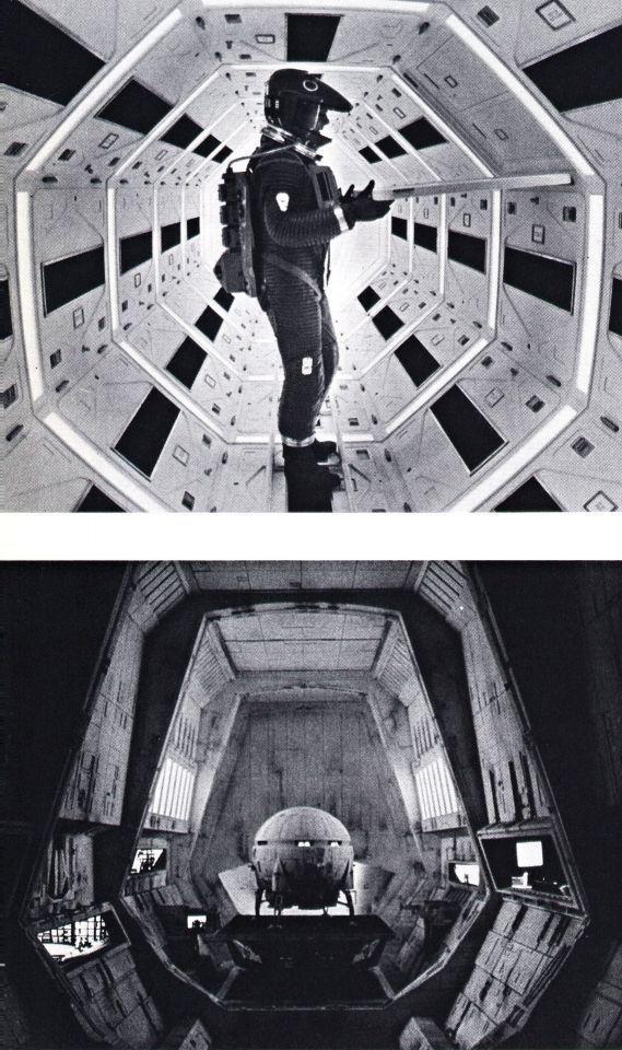 2001 L Odyssee De L Espace 2001 A Space Odyssey 1968 Paysage Futuriste Cinematographie Odyssee