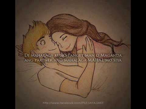 Best Tagalog LoveSong + Quotes -Part 4- | Video | Pinterest | Love ...