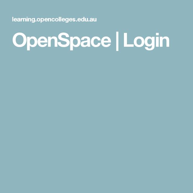 OpenSpace Login Theatre, Learning, I am grateful