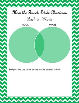 How The Grinch Stole Christmas Activity Book Christmas Activity Book Grinch Stole Christmas Christmas School