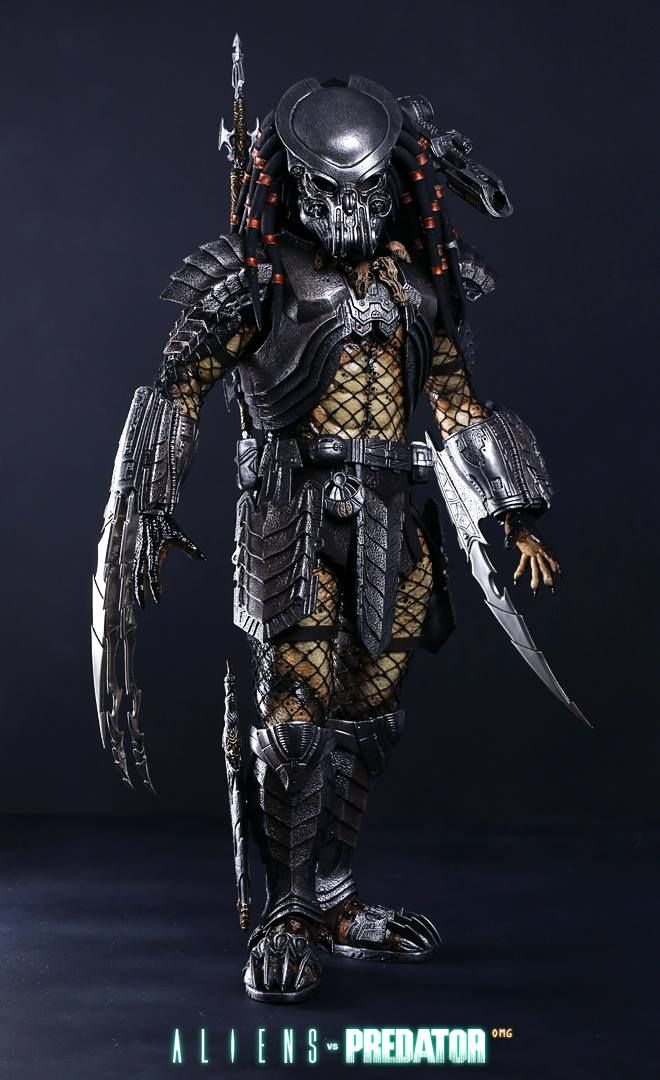 Hot toys celtic predator sixth scale figure avp 009g 6601080 hot toys celtic predator sixth scale figure avp voltagebd Image collections