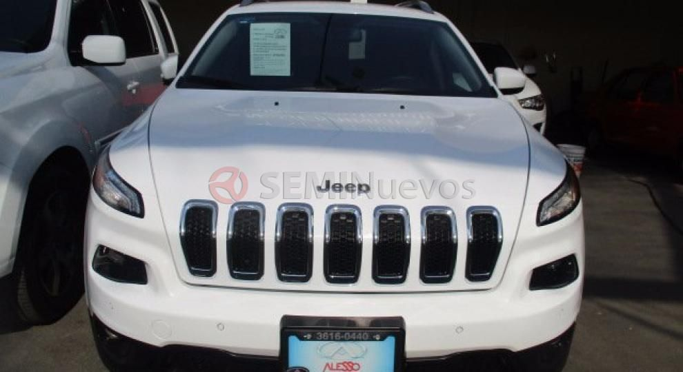 Jeep Cherokee 2014 Tepatitlan