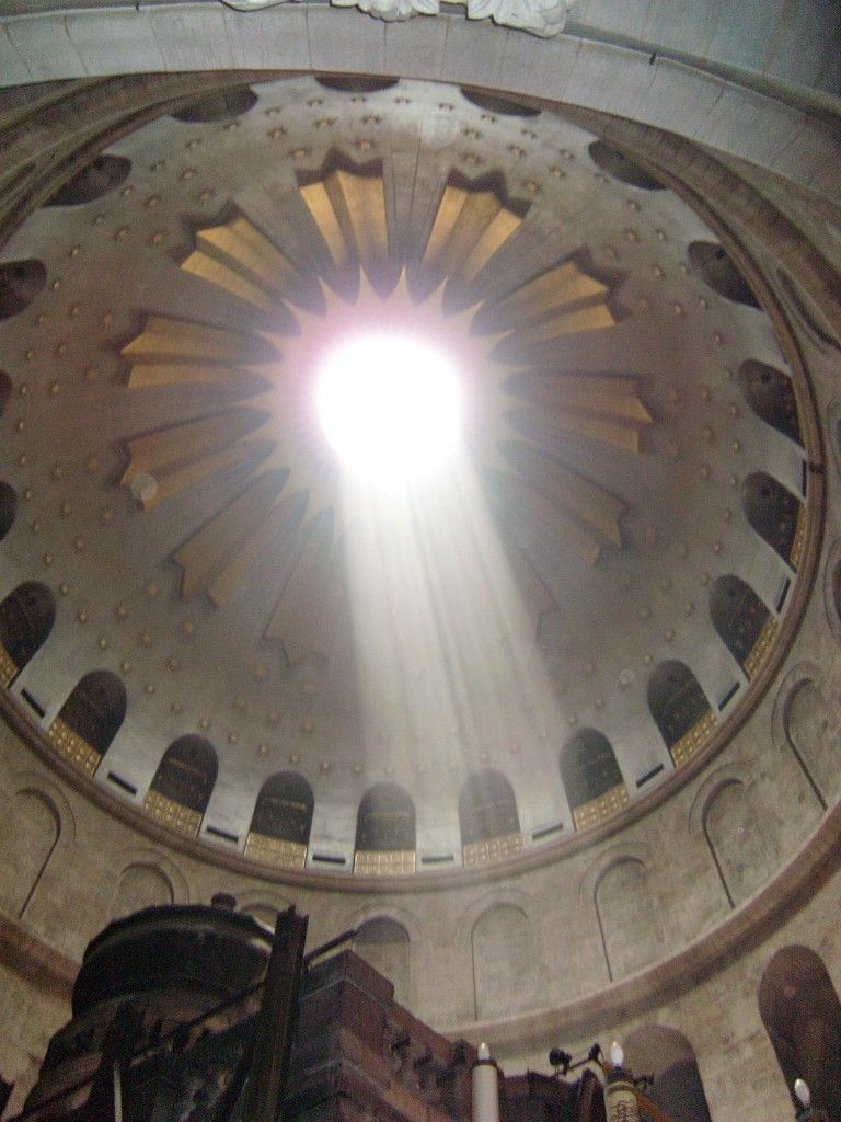 The Church of the Holy Sepulcher ~ Jerusalem