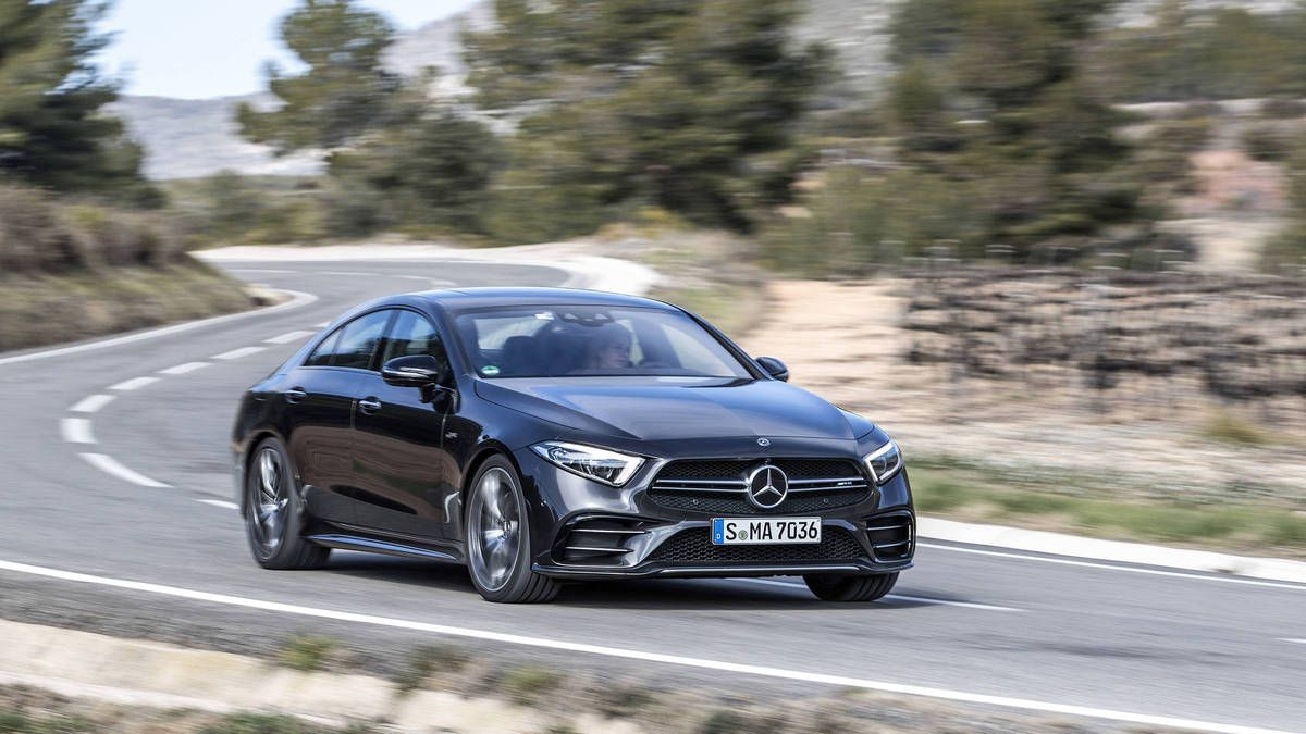 2019 Mercedes Benz Cls First Drive The Master Of Benz Bling