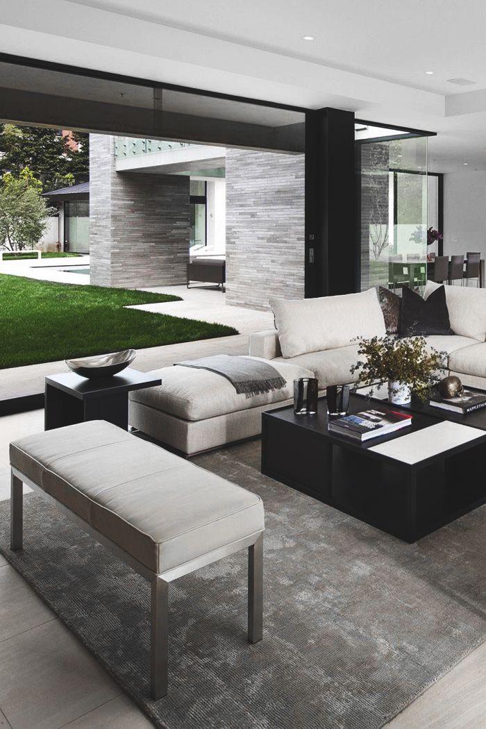 inside outside living Dream House/rooms Pinterest Open plan