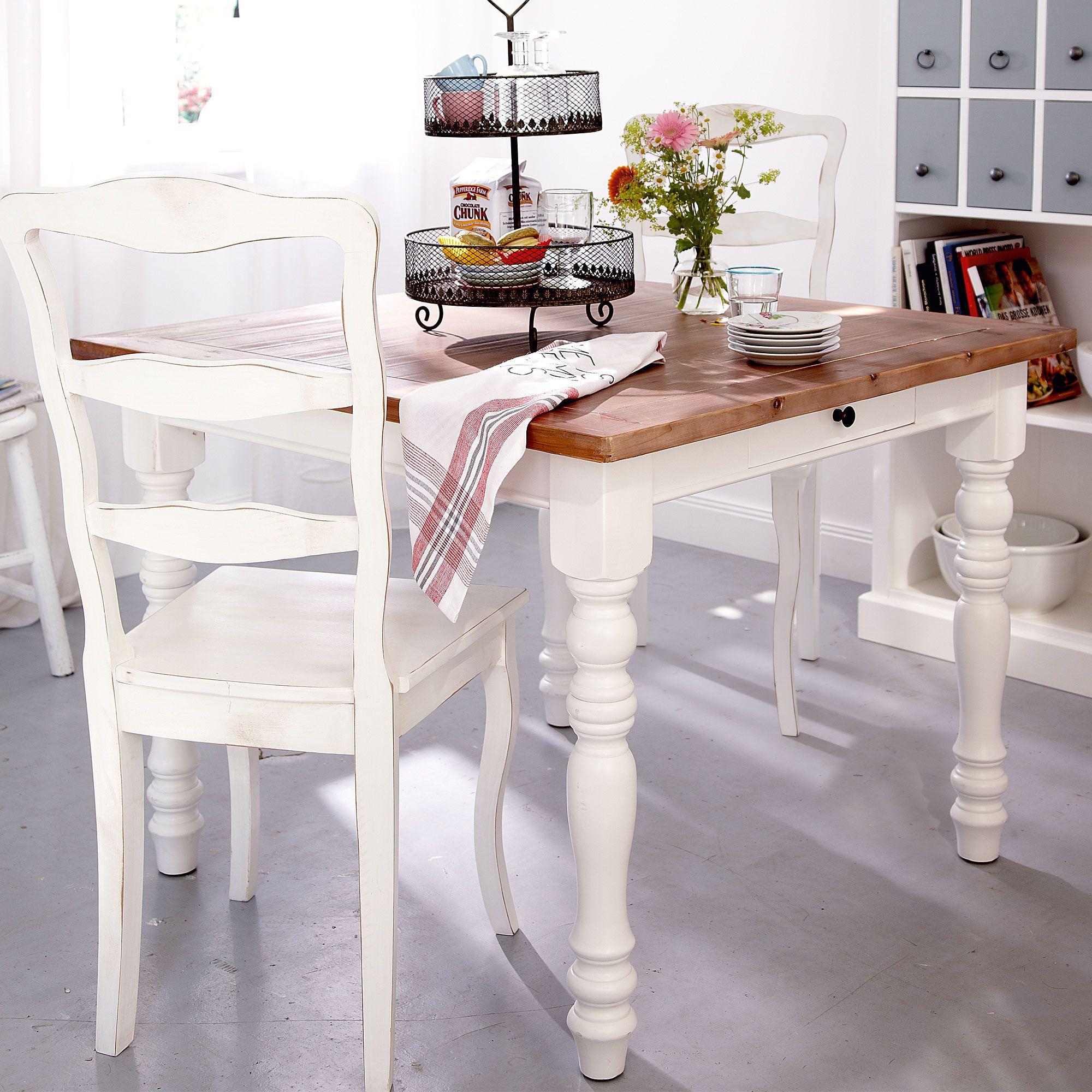 impressionen.de dining table   Trautes heim, Küchen möbel ...